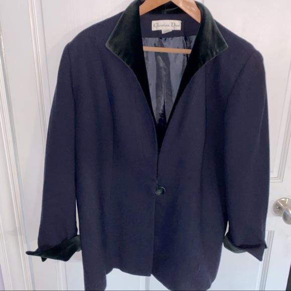 Christian Dior vintage blazer